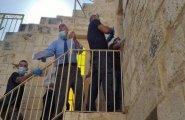 اقتحام الاحتلال لأوقاف القدس