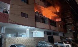 استهداف شقة بغزة.jpg