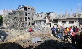 دمار في غزة بفعل العدوان.jpg