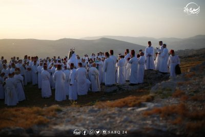 صلاة السامريون 4